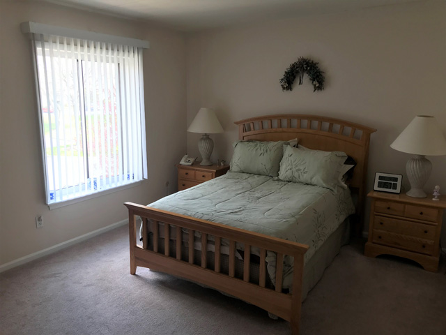 Village Shires Sunbury Ct Bedroom