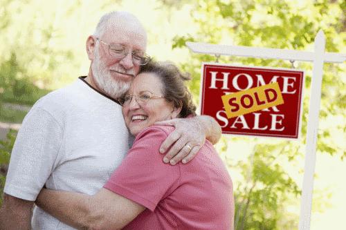 Retiree Home Sale